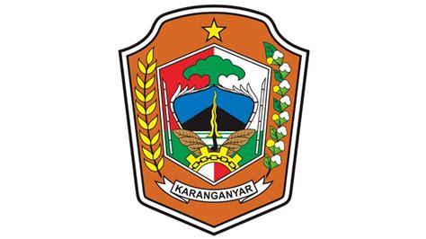 mengenal lebih dekat  logo kabupaten karanganyar