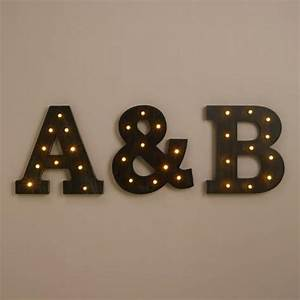 letter led battery operated marquee light collection With battery operated lighted letters