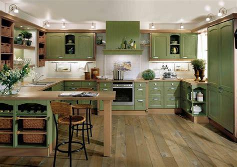 green kitchen designs kuchnie klasyczne katowice śląsk 1405