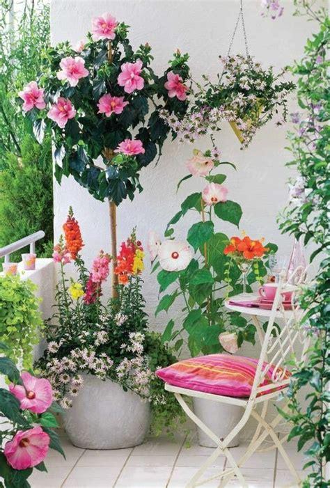 Comment Avoir Un Balcon Fleuri? Idées En 50 Photos