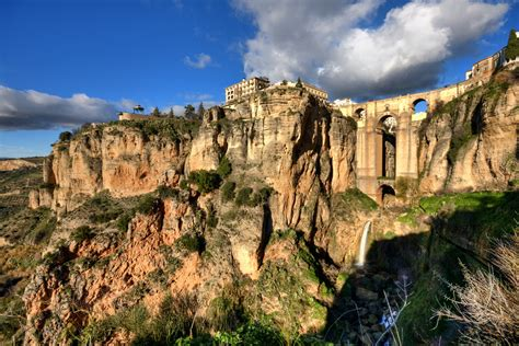 The Stunning Cliffside City Of Ronda Spain Twistedsifter
