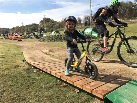 Bentonville, AR Bicycle Playground — American Ramp Company