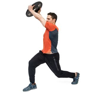 weight plate woodchop video  proper form  tips  muscle fitness