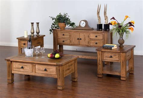 Atsiskaitykite su moki 3 per 3 mėnesius, be pabrangimo. Sunny Designs Sedona Light Brown 3pc Coffee Table Set   The Classy Home