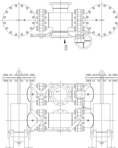 Keckley Company | Fabricated Duplex Basket Strainers