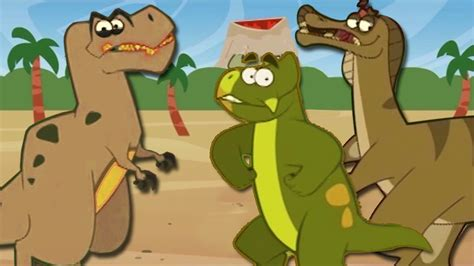 Dinosaurs Cartoon Tv Show
