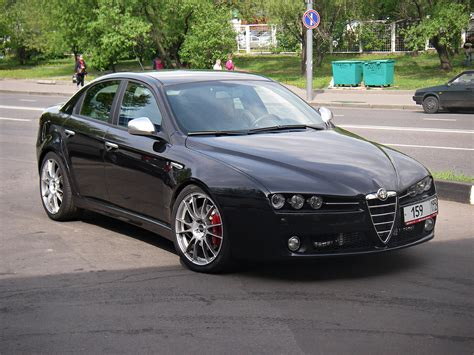 Alfa Romeo 159 Ti Alfa Romeo 159 Interior Parts Johnywheels