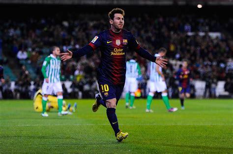 goals scored   great  lionel messi