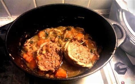 cuisine roti de porc en cocotte recette roti de porc en cocotte économique et simple
