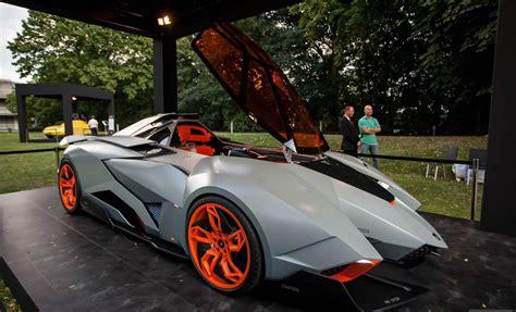 Rare Million Dollar Concept Cars Photos