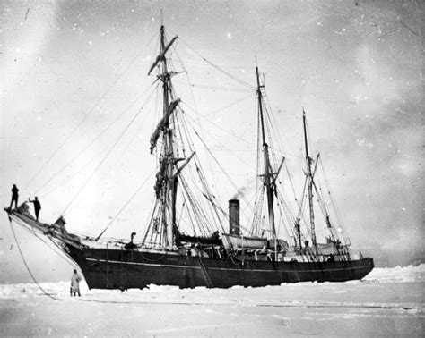 heroic age  antarctic exploration joides resolution