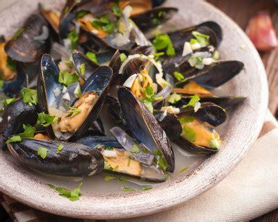 recette moules marinieres au vin blanc facile rapide