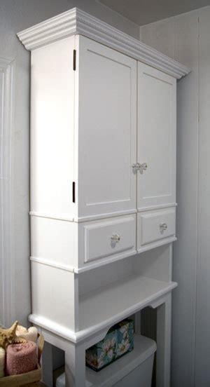 runnerduck bathroom cabinet plan   step  step