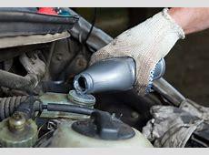 Tekućine koje treba provjeriti na svakom vozilu SILUXHR