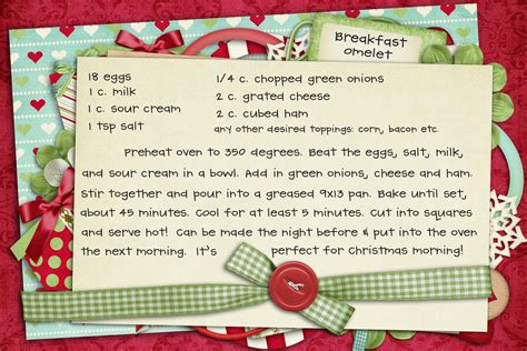 christmas recipe 10 best images of editable printable recipe card template christmas free printable recipe card
