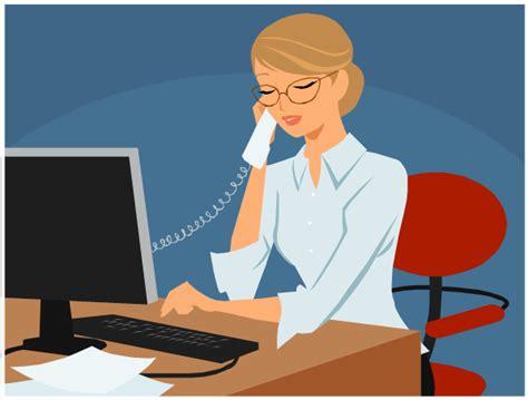comment repondre au telephone au bureau secretaire medicale la voix des syndicats