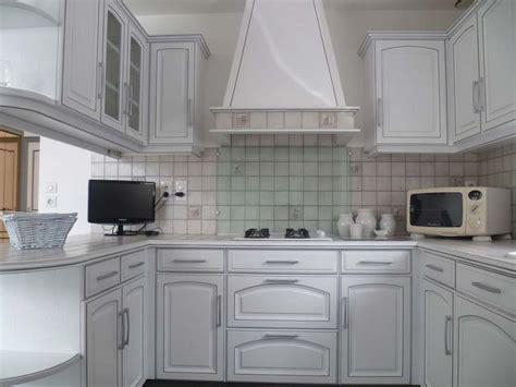 renover sa cuisine en chene relooker sa cuisine en blanc mobilier cuisine