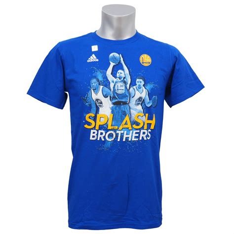 Mlb Nba Nfl Goods Shop  Rakuten Global Market Nba Warriors 2016 Splash Brothers T Shirt Adidas