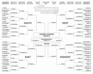 Ncaa Bracket To Fill Out Online President Obama 39 S Bracket For The 2014 Ncaa Men 39 S