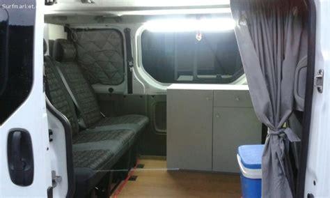 anuncios segunda mano furgonetas opel vivaro camper