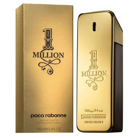 12 Million Are About To One Million By Paco Rabanne 100ml