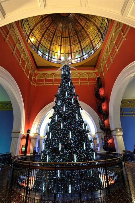 christmas 2013 queen victoria building sydney by