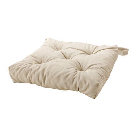 chair pad malinda chair cushion light beige ikea