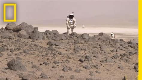 Buzz Aldrin Mission To Mars  Nat Geo Live Youtube