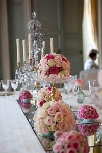 Centre De Table Mariage : 13 d corations de tables de mariage hautes en couleur ~ Melissatoandfro.com Idées de Décoration