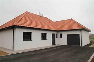 Maisons Plain Pied Architecture Et Tradition