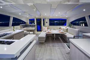 LEOPARD 48 INTERIOR Sailing Adventures Tours And Bare