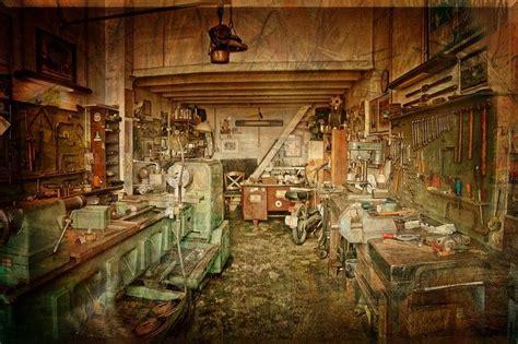 vintage workshop  vintage workshop motorcycle