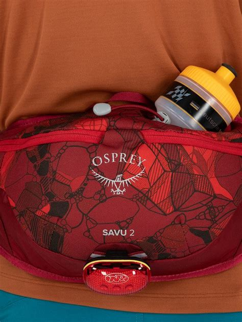 Osprey Savu 2 Review - around: go there