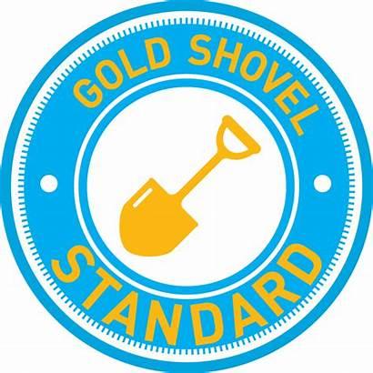 Shovel Standard Golden Safety Pg Excavator Certified