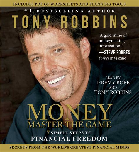 Money Master The Game Audiobook On Cd By Tony Robbins