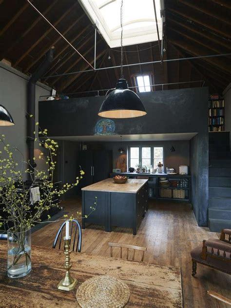 deco cuisine style industriel cuisine industrielle charme authentique et élégance