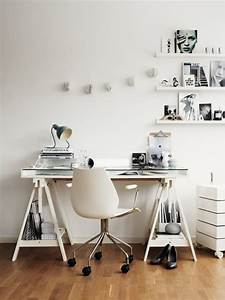 By Cdesign Deco Inspiration Un Bureau Plein De Charme