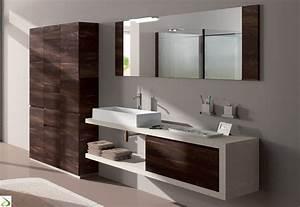 Mobile bagno sospeso in ecomalta Cosmo Arredo Design Online