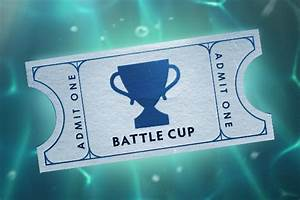 The International 2017 Weekend Battle Cup Ticket Common
