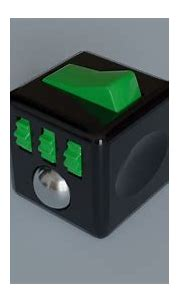 fidget Fidget Cube 3D model | CGTrader