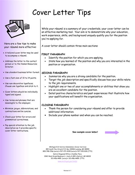 resume cover letter exles resume cv