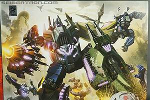 Transformers Fall of Cybertron Bruticus Toy Gallery (Image ...