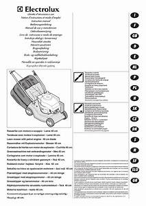 Bestseller  Electrolux Lawn Mower User Manual