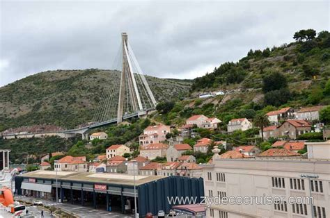 Carnival Magic Bridge by 395 Carnival Magic Inaugural Cruise Dubrovnik Franjo