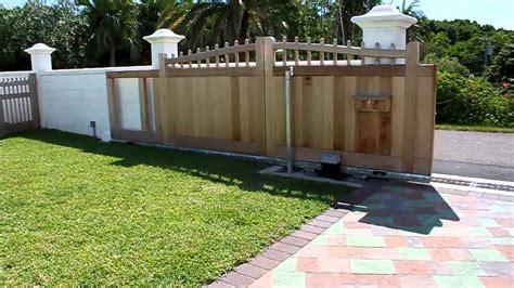 diy sliding barn door wooden sliding gate