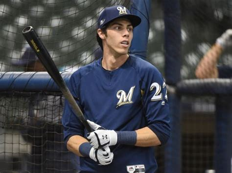 Brewers Place Christian Yelich On 10-day Dl