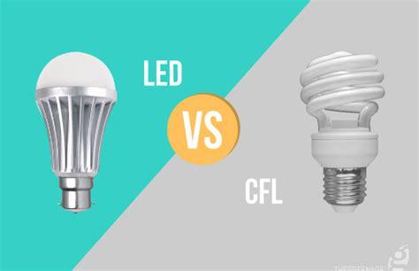 led versus cfl thegreenage