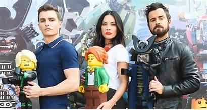 Ninjago Lego Dave Franco Actor Comic Con