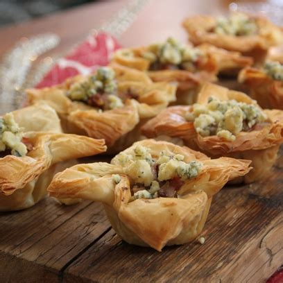 canape recipes uk filo pastry canapes
