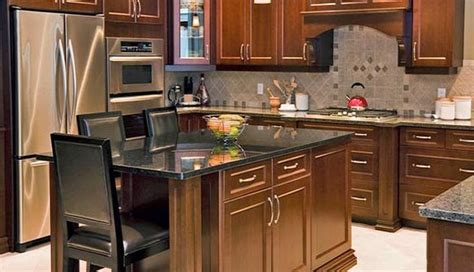 kitchens with cabinets cabinet re facing cabinetry re facing brooksville fl 6614